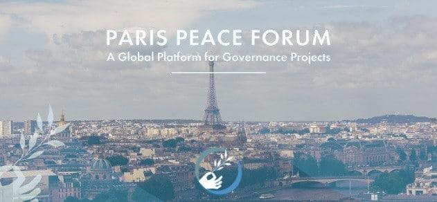 Forumul pentru Pace incepe, duminica, la Paris. Iohannis, printre liderii lumii care se vor alatura presedintelui Macron pe Champs-Elysées, la Arcul de Triumf si la reuniunea pentru pace