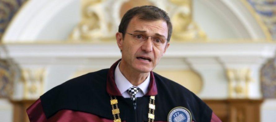 Presedintele Academiei Romane: In universitatile din Romania se poate studia ca in scolile de nivel peste mediu din lume