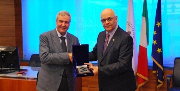 Romania si Italia au semnat un memorandum-protocol privind cooperarea in domeniul protectiei civile, al asistentei si conlucrarii in situatii de urgenta.