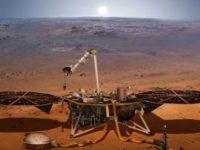 Sonda spatiala InSight a ajuns pe planeta Marte. Membrii Goodbye to Gravity, morti dupa incendiul de la clubul Colectiv, omagiati de misiunea NASA