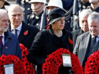 Marea Britanie, absenta de la ceremoniile de la Paris. Printul Charles, Theresa May si Jeremy Corbin au participat la ceremoniile traditionale de la Londra