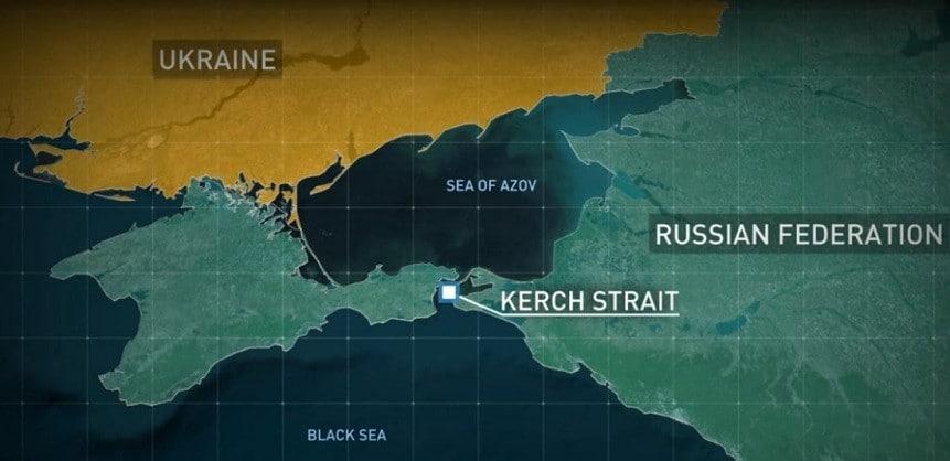 Ucraina a instaurat legea martiala, la o zi de la capturarea de catre Rusia a trei nave militare ucrainiene