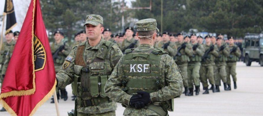 Kosovo isi face armata nationala, decizia provoaca furia minoritatii sarbe si a Belgradului
