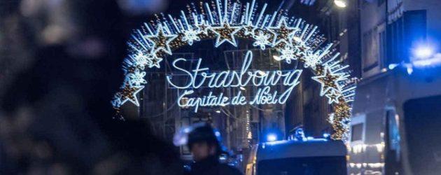 Alerta terorista de nivel maxim in Franta. Trei morti si 13 raniti in atentatul de la Strasbourg, produs la doi pasi de Targul de Craciun