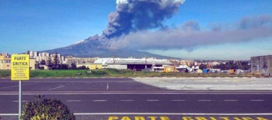 Cutremur in Sicilia si Calabria (Italia), dupa eruptia vulcanului Etna. Autoritatile au anuntat raniti si cladiri prabusite