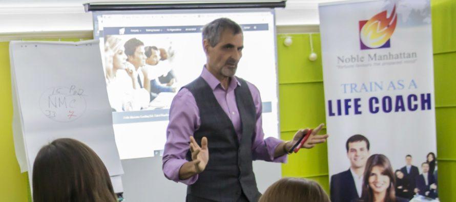 Noble Manhattan Coaching a organizat un nou workshop la Chisinau. Medic rezident, participant: Am invatat sa inteleg ce pot, ce merit si incotro merg