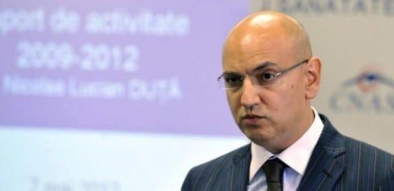 Lucian Duta, fost presedinte al CNAS, a fost trimis in judecata de DNA pentru luare de mita