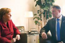 Germania va oferi Romaniei sustinere deplina pe perioada exercitarii presedintiei rotative a Consiliului UE, transmite Angela Merkel
