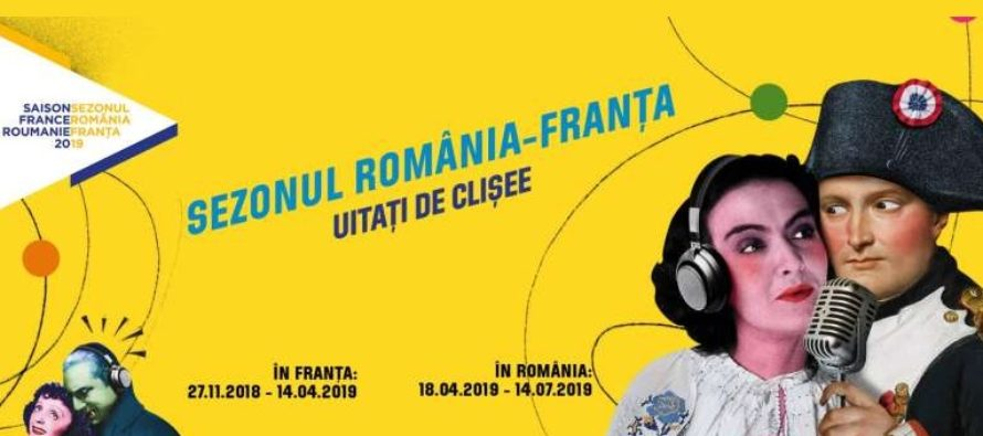 Sezonul cultural comun Franta-Romania a intrat intr-un ritm alert, cu mai multe manifestari in Hexagon