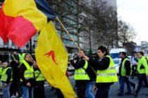 "Miscarea ""vestelor galbene"" din Franta are rezonanta internationala. In Belgia, Olanda sau chiar Bulgaria au aparut primele ""veste galbene"" pe strazi, dar cu alte revendicari"