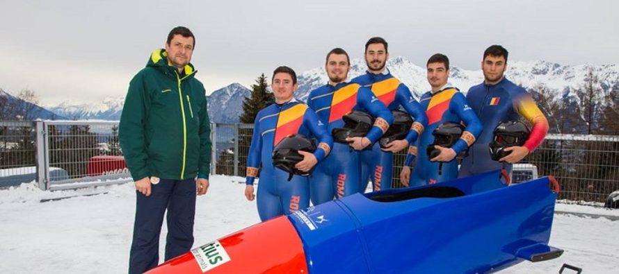 Romania a obtinut medalia de aur la Campionatele Europene de bob din Austria