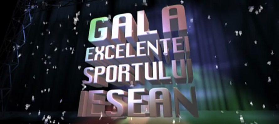 Cei mai buni sportivi si antrenori in 2018 vor fi premiati la Gala Excelentei Sportului Iesean