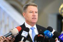 Iohannis, dupa consultari: Ne indreptam spre un guvern PNL, cel tarziu marti voi desemna premierul. Anticipate, doar dupa prezidentiale