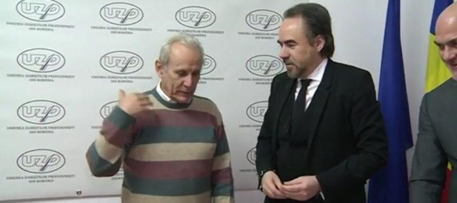 Uniunea Ziaristilor Profesionisti a incheiat un acord cu ARMIS pentru a unifica mediile social, cultural si academic