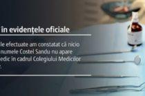 Inca un caz de medic fals in Romania! Un fost zidar a devenit medic dentist langa Bucuresti, dupa ce a invatat de la sotie sa scoata masele