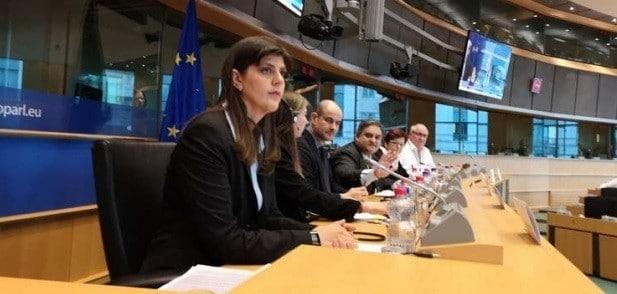 Kovesi, prima reactie dupa ce a castigat votul in comisia LIBE pentru functia de Pocuror European