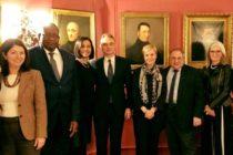Ambasadorul Luca Niculescu a fost ales presedinte al Grupului Ambasadorilor Francofoni din Franta