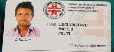 Un italian pe nume Matteo Politi a operat la spitale mari din Romania, timp de un an, cu ajutorul unei diplome false. FOTO