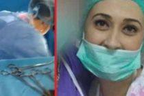 Raluca Daniela Barsan, o romanca fara studii de Medicina, opera nestingherita intr-un spital de stat din Bucuresti