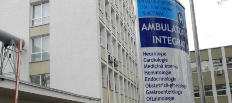 Spitalul de Urgenta Suceava, primul din Romania certificat cu standard anti-spaga. Pacientii sunt informati prin afise ca plicul cu bani nu aduce servicii medicale mai bune