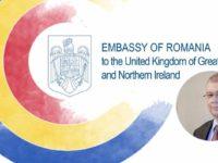 RoNews.co.uk, ziarul romanilor din Marea Britanie: Ambasadorul Romaniei la Londra a facut un anunt important pentru romanii din Regatul Unit