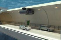 Proiect revolutionar! Prima autostrada subacvatica din lume este construita de Norvegia