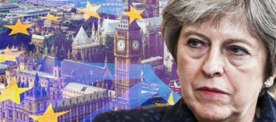 Marea Britanie ar putea organiza un nou referendum privind Brexit, a anuntat Theresa May