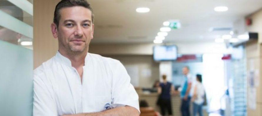 Radu Zamfir, medic in chirurgie generala si cercetator stiintific, este noul director executiv al Agentiei Nationale de Transplant