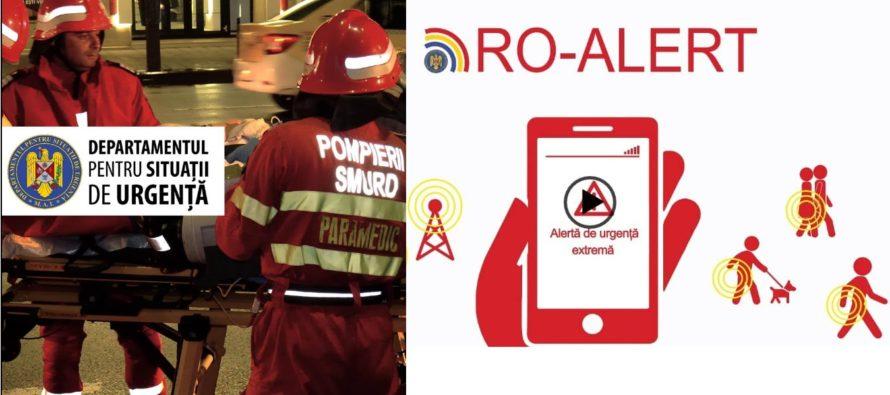 Schimbari in sistemul Ro-Alert! Au fost introduse mai multe fenomene meteo care pot impune avertizare Cod Rosu