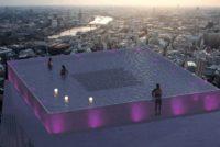 Londra va avea cea mai mare piscina de exterior din lume, detronand Singapore. Video