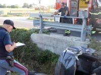 Patru romani au murit intr-un grav accident rutier in Italia