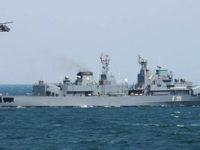"""Fregata""""Regele Ferdinand"""" va fi integrata intr-o grupare navala NATO, urmand sa participe la un exercitiu multinational organizat de fortele navale ucrainene si americane"""