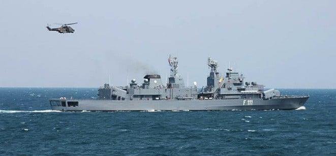 """Fregata """"Regele Ferdinand"""" va fi integrata intr-o grupare navala NATO, urmand sa participe la un exercitiu multinational organizat de fortele navale ucrainene si americane"""