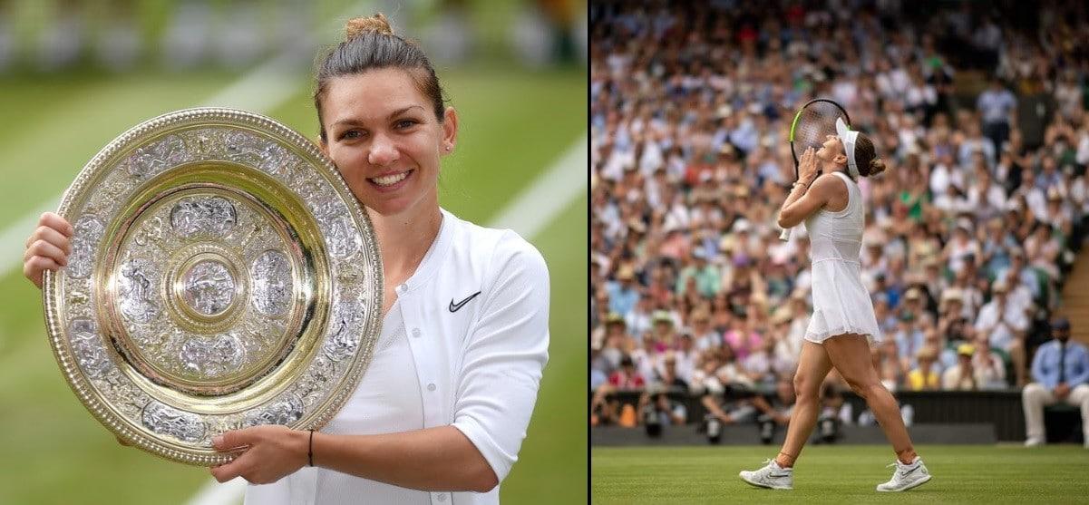 Simona Halep a castigat finala Wimbledon 2019 si al doilea titlu de Grand Slam al carierei