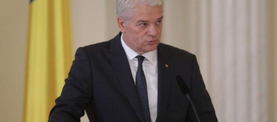 Ministrul de Interne Nicolae Moga a demisionat, dupa sase zile de mandat