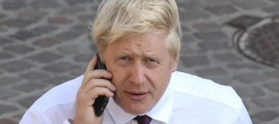 Boris Johnson a cerut o discutie telefonica cu presedintele Romaniei. De ce nu merge Iohannis in Marea Britanie