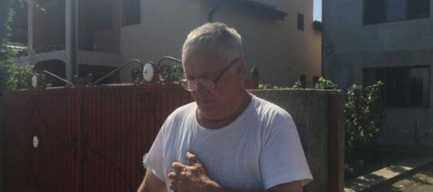 Prietenul lui Gheorghe Dinca: La 10.30 a bagat-o pe Alexandra in casa. Nimeni de la politie n-a venit sa ma intrebe ceva