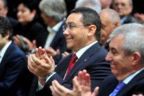 Copresedintii aliantei electorale ALDE-Pro Romania nu vor fi Tariceanu si Ponta