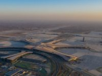 China a construit un aeroport gigantic sub forma de stea de mare langa Beijing