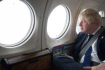 Brexit, incotro? Boris Johnson discuta la New York despre un posibil acord. Ce le-a spus jurnalistilor in avion