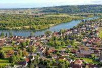 Büsingen, orasul din Germania devenit model pentru Brexit, sarbatoreste an de an Ziua Nationala a Elvetiei