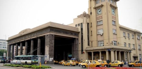 Gara de Nord din Bucuresti va intra in modernizare la sfarsitul lunii octombrie