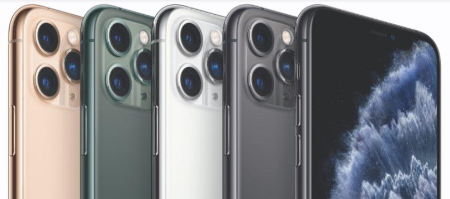 Vodafone Romania ofera iPhone 11, iPhone 11 Pro si iPhone 11 Pro Max, precomenzile incep din 20 septembrie