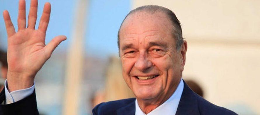 Jacques Chirac, fost presedinte al Frantei, a murit in aceasta dimineata. Starea sa de sanatate s-a degradat la scurt timp dupa ce a parasit Palatul Elysee