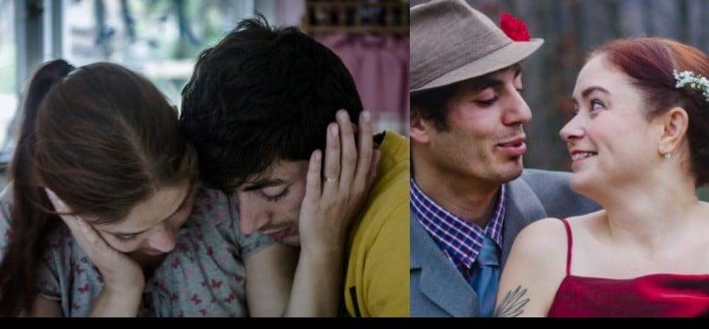 Un film documentar despre povestea de iubire dintre o suedeza si un cersetor rom, lansat in Suedia