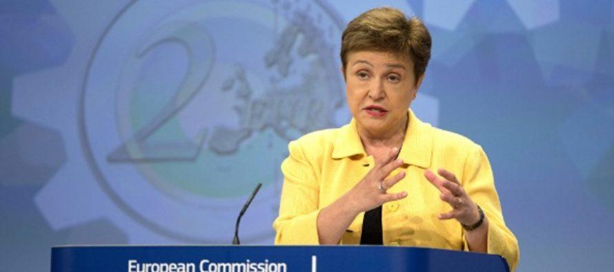 Kristalina Georgieva, primul director general al FMI care provine dintr-o tara fosta comunista din Europa de Est