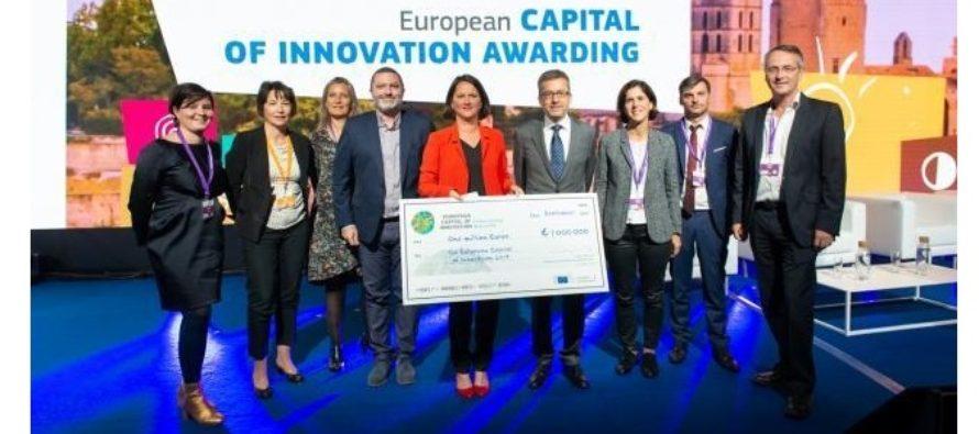 Nantes este Capitala Europeana a Inovarii in anul 2019, a anuntat Comisia Europeana