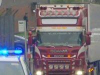 Descoperire socanta in Marea Britanie! Un camion inmatriculat in Bulgaria transporta 39 de cadavre