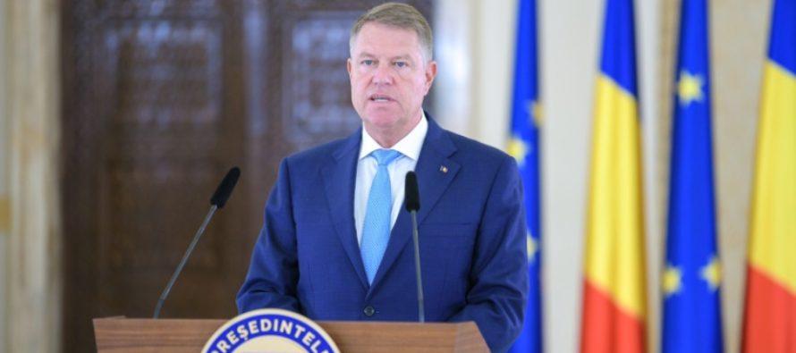 Presedintele Iohannis a anuntat relaxarea restrictiilor dupa data de 15 mai. Mastile vor fi obligatorii in spatiile publice