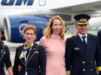 Fosta sefa a TAROM, Madalina Mezei, audiata la DNA in dosarul in care l-a acuzat pe Razvan Cuc ca i-a cerut sa tina avioanele la sol in ziua motiunii